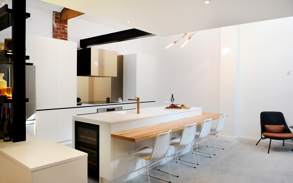 Collingwood Warehouse Apartment